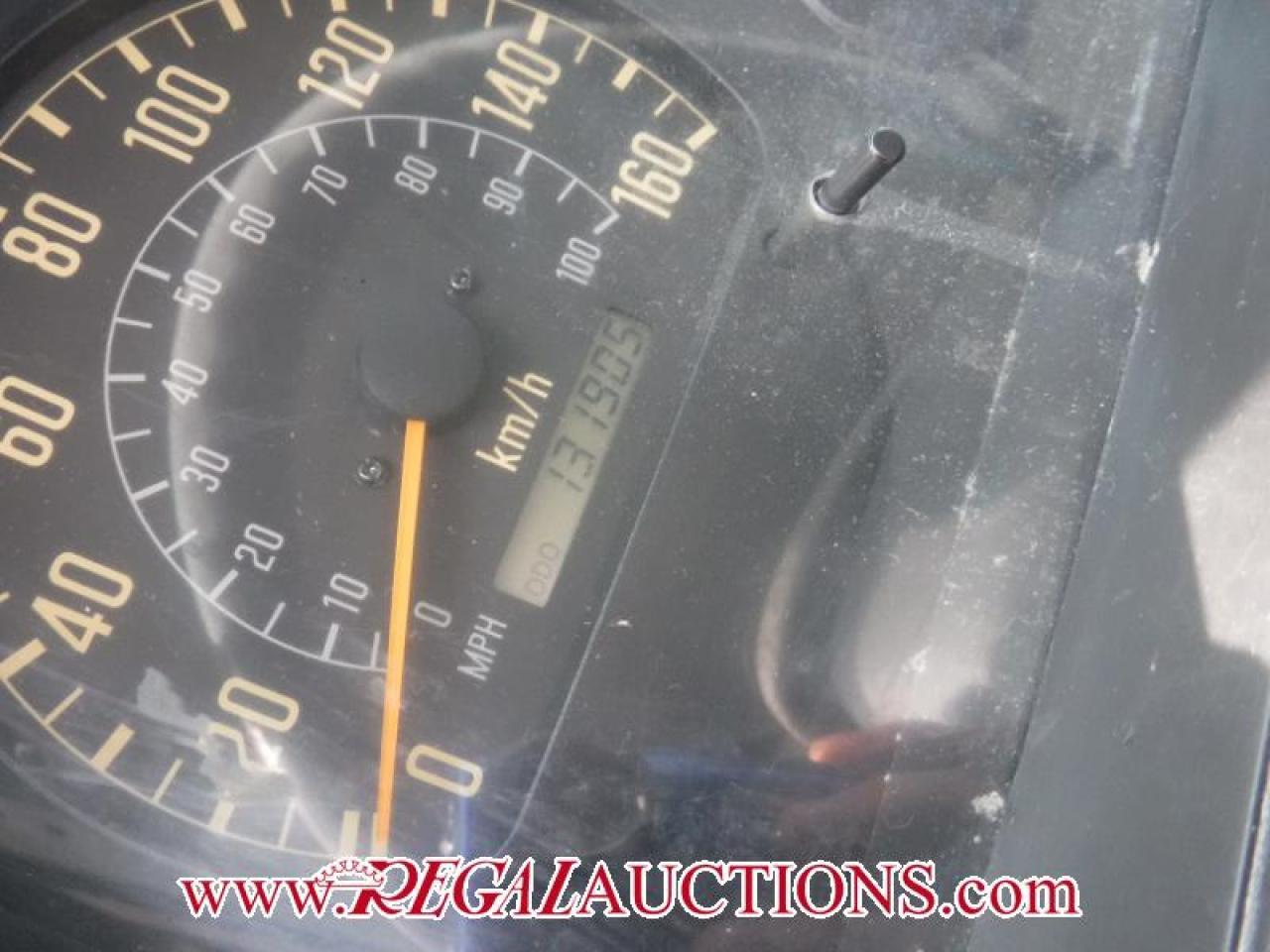 2002 GMC W3500  FURNACE VACUUM