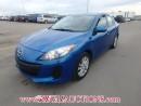 Used 2012 Mazda MAZDA3 GS SKY 4D SEDAN 2.0L for sale in Calgary, AB