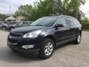 Used 2012 Chevrolet TRAVERSE LS * AWD * SAT RADIO SYSTEM * PREMIUM CLOTH SEATING * 8 PASS for sale in London, ON