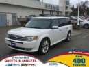 Used 2011 Ford Flex LIMITED | ROOF | LEATHER | KEYLESS ENTRY for sale in London, ON