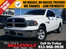 Used 2017 Dodge Ram 1500 SLT-Trailer tow Mirrors, Brake Controller for sale in Belleville, ON