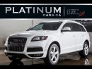Used 2014 Audi Q7 3.0T quattro Technik for sale in North York, ON