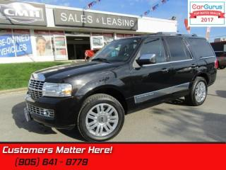 Used 2013 Lincoln Navigator NAV! CAM! ROOF! POWER RUNNING BOARDS/LIFTGATE! for sale in St Catharines, ON