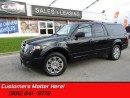 Used 2011 Ford Expedition Max Limited   - Navigation for sale in St Catharines, ON