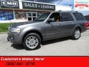 Used 2012 Lincoln Navigator NAV! CAM! HEATED/COOLED FRONT SEATS! ROOF! for sale in St Catharines, ON