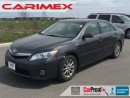 Used 2011 Toyota Camry HYBRID Base | CERTIFIED for sale in Waterloo, ON