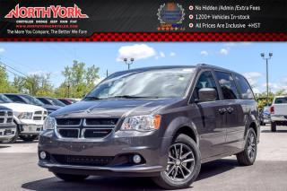 New 2017 Dodge Grand Caravan SXT Premium Plus New Car|CruiseControl|PowerLocks|17