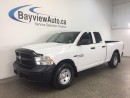 Used 2015 Dodge Ram 1500 TRADESMAN- ECODIESEL! HITCH! AIR RIDE! CRUISE! for sale in Belleville, ON
