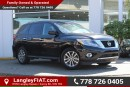 Used 2016 Nissan Pathfinder SV NO ACCIDENTS, CANADIAN OWNED for sale in Surrey, BC