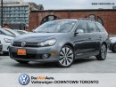 Used 2013 Volkswagen Golf Wagon SPORTLINE MANUAL PANOR ROOF ALLOYS for sale in Toronto, ON