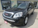 Used 2011 GMC Acadia POWER EQUIPPED SLE MODEL 8 PASSENGER 3.6L - V6.. AWD.. BENCH & THIRD ROW.. CD/AUX INPUT.. KEYLESS ENTRY.. for sale in Bradford, ON