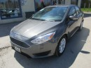 Used 2015 Ford Focus LOADED SE EDITION 5 PASSENGER 2.0L - ECO-BOOST.. HEATED SEATS.. HEATED STEERING WHEEL.. SYNC TECHNOLOGY.. BACK-UP CAMERA.. for sale in Bradford, ON