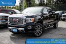 New 2017 GMC Canyon Denali Navigation, Heated Seats, and Backup Camera for sale in Port Coquitlam, BC