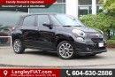 Used 2014 Fiat 500 L Sport B.C OWNED for sale in Surrey, BC