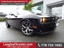 Used 2016 Dodge Challenger SXT w/ SUPER TRACK PAK, LEATHER UPHOLSTERY & HEATED/VENTILATED SEATS for sale in Surrey, BC