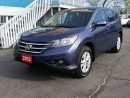 Used 2012 Honda CR-V EX-L AWD **Leather/Sunroof/Reverse Cam** for sale in Barrie, ON