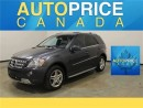Used 2011 Mercedes-Benz ML-Class ML550 NAVIGATION AMG APPEREANCE for sale in Mississauga, ON