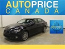 Used 2014 Lexus GS 350 NAVIGATION AWD MOONROOF LEATHER for sale in Mississauga, ON
