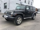 Used 2012 Jeep Wrangler Unlimited Sahara for sale in Concord, ON