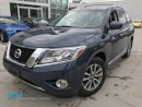 Used 2014 Nissan Pathfinder S A/T Bluetooth USB AUX Leather Cruise Control AC Rearview Cam Rear Sensor for sale in Port Moody, BC