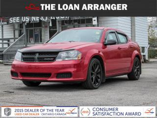 Used 2013 Dodge Avenger for sale in Barrie, ON