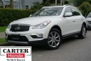 Used 2016 Infiniti QX50 AWD + LOW KMS + LOCAL + ACCIDENTS FREE! for sale in Vancouver, BC