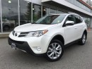 Used 2014 Toyota RAV4 Limited,Nav,locl,one owner for sale in Surrey, BC