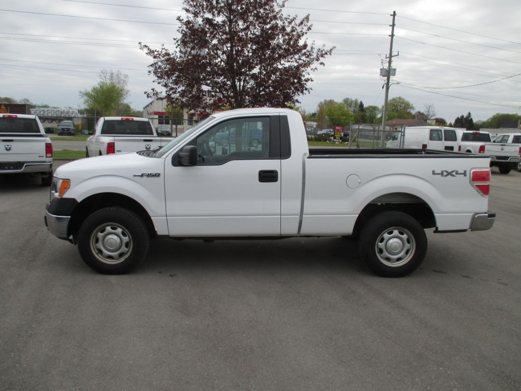 used 2014 ford f 150 xl reg cab short box 4x4 for sale in london ontario. Black Bedroom Furniture Sets. Home Design Ideas