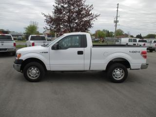Used 2014 Ford F-150 XL,REG CAB.SHORT BOX.4X4 for sale in London, ON