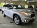 Used 2014 Toyota Highlander XLE - Leather, Sunroof, Navigation for sale in Port Moody, BC