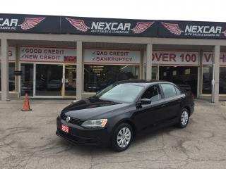 Used 2013 Volkswagen Jetta 2.0L TRENDLINE AUTO A/C CRUISE H/SEATS 79K for sale in North York, ON