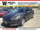 Used 2016 Ford Fusion SE|HEATED SEATS| BACKUP CAM| 50,773 KMS| for sale in Kitchener, ON