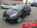 Used 2013 Kia Rio5 LX+ KIA CERTIFIED PRE-OWNED for sale in Cambridge, ON