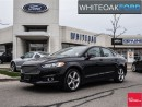 Used 2013 Ford Fusion SE app, pkg, 1.6l, 18 alloys, 204a for sale in Mississauga, ON