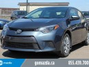 Used 2016 Toyota Corolla LE B/U CAM PWR OPTIONS for sale in Edmonton, AB