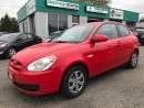 Used 2008 Hyundai Accent RED ROCKET l KEEP CASH IN YOUR POCKET for sale in Waterloo, ON