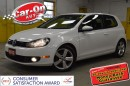 Used 2012 Volkswagen Golf 2.5L SportLine (M5) SUNROOF BLUETOOTH ALLOYS for sale in Ottawa, ON