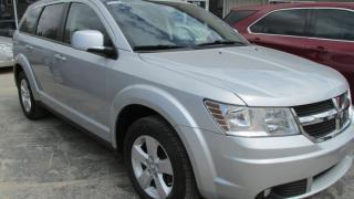 Used 2010 Dodge Journey SXT for sale in Chatsworth, ON