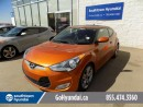 Used 2013 Hyundai Veloster Tech for sale in Edmonton, AB