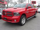 Used 2016 RAM 1500 SPORT 4x4 CREW CAB for sale in London, ON