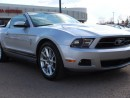 Used 2011 Ford Mustang V6 CONVERTIBLE, SIRIUS, HEATED SEATS, CRUISE for sale in Edmonton, AB