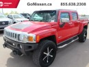Used 2009 Hummer H3T Alpha All-wheel Drive Crew Cab for sale in Edmonton, AB