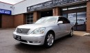 Used 2006 Lexus LS 430 RARE!! ONE OWNER LOCAL CAR LOW KMS for sale in Mississauga, ON