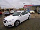 Used 2012 Chevrolet Cruze LT With Sunroof for sale in Brampton, ON