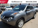 Used 2015 Nissan Juke AWD, SV, power options, alloy wheels, heated seats for sale in Edmonton, AB