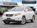 Used 2010 Lexus RX 350 AWD TOURING PKG - NAV| CAMERA| BLUETOOTH | 151K KM for sale in Scarborough, ON