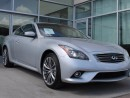 Used 2011 Infiniti G37 X TECH/INTELLIGENT CRUISE CONTROL/NAVIGATION/HEATED SEATS/LEATHER for sale in Edmonton, AB