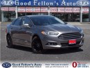 Used 2014 Ford Fusion SE MODEL, LEATHER, NAVIGATION, CAMERA, ECOBOOST for sale in North York, ON