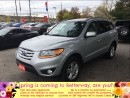 Used 2010 Hyundai Santa Fe GL...LOW PAYMENTS!!! for sale in Stoney Creek, ON