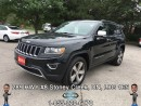 Used 2014 Jeep Grand Cherokee Limited...READY FOR LONG SUMMER DRIVES!!! for sale in Stoney Creek, ON
